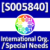 Group logo of Autistan | [S005840] International Organizations of (or for) persons with Special Needs