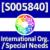 Autistan의 그룹 로고 | [S005840] 특별한 도움이 필요한 사람의 국제기구