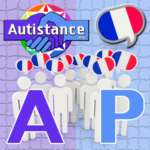 Logotipo do grupo Autistes & Parents_fr