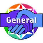 Logotipo del grupo del grupo general (todos los usuarios)